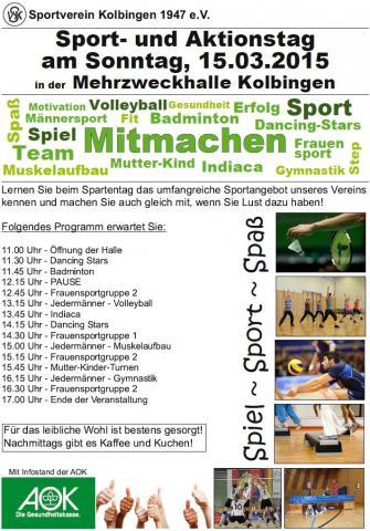 Spartentag2015-Flyer